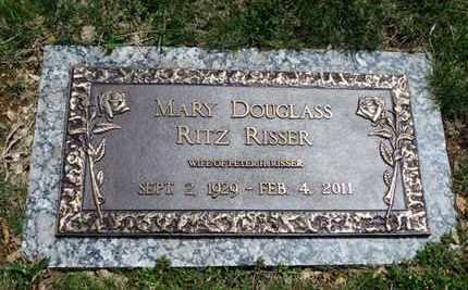 RISSER, MARY - York County, Pennsylvania | MARY RISSER - Pennsylvania Gravestone Photos