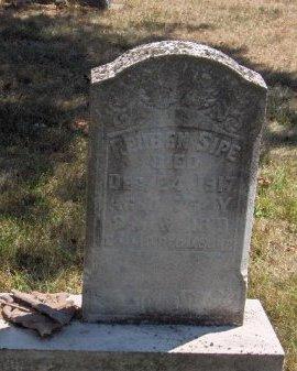 SIPE (CW), REUBEN - York County, Pennsylvania   REUBEN SIPE (CW) - Pennsylvania Gravestone Photos