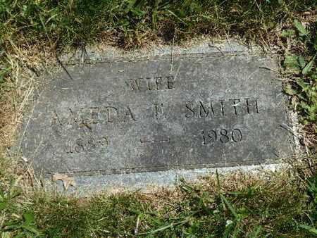 SMITH, AMEDA F - York County, Pennsylvania | AMEDA F SMITH - Pennsylvania Gravestone Photos