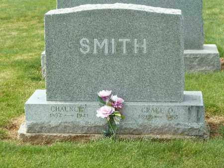 SMITH, CHAUNCEY - York County, Pennsylvania | CHAUNCEY SMITH - Pennsylvania Gravestone Photos