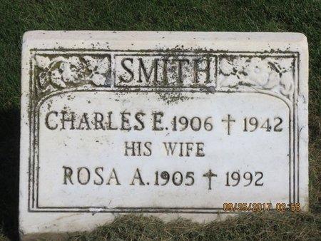 SMITH, CHARLES E - York County, Pennsylvania | CHARLES E SMITH - Pennsylvania Gravestone Photos