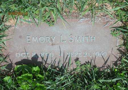 SMITH, EMORY L - York County, Pennsylvania | EMORY L SMITH - Pennsylvania Gravestone Photos