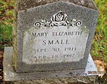 SMITH, MARY ELIZABETH - York County, Pennsylvania | MARY ELIZABETH SMITH - Pennsylvania Gravestone Photos