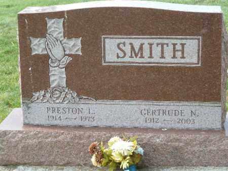 SMITH, PRESTON L. - York County, Pennsylvania | PRESTON L. SMITH - Pennsylvania Gravestone Photos