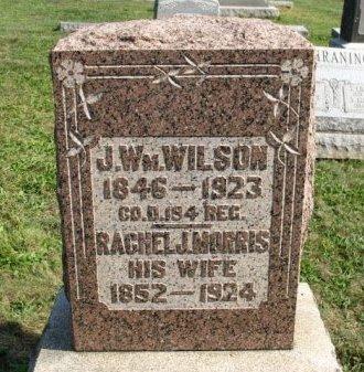 WILSON (CW), JOHN WILLIAM - York County, Pennsylvania | JOHN WILLIAM WILSON (CW) - Pennsylvania Gravestone Photos