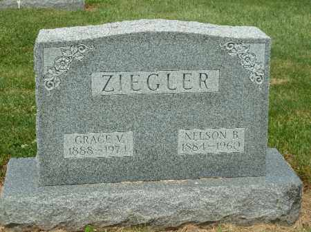ZIEGLER, GRACE V. - York County, Pennsylvania | GRACE V. ZIEGLER - Pennsylvania Gravestone Photos