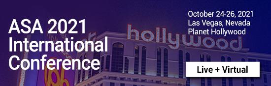 ASA 2021 International Conference