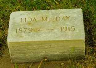 DAY, LIDA MAY - Aurora County, South Dakota   LIDA MAY DAY - South Dakota Gravestone Photos