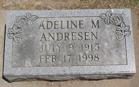 ANDRESEN, ADELINE MARGUERITE - Beadle County, South Dakota | ADELINE MARGUERITE ANDRESEN - South Dakota Gravestone Photos
