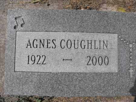 COUGHLIN, AGNES LILLIAN - Beadle County, South Dakota | AGNES LILLIAN COUGHLIN - South Dakota Gravestone Photos