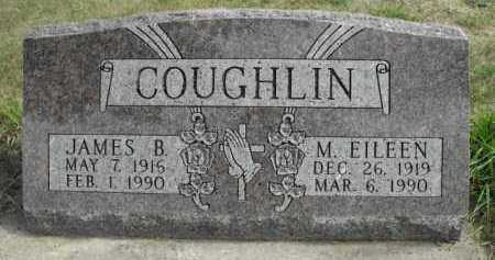 COUGHLIN, JAMES BERNARD - Beadle County, South Dakota | JAMES BERNARD COUGHLIN - South Dakota Gravestone Photos