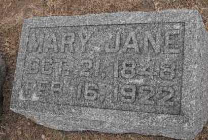 MURTAUGH COUGHLIN, MARY JANE - Beadle County, South Dakota | MARY JANE MURTAUGH COUGHLIN - South Dakota Gravestone Photos