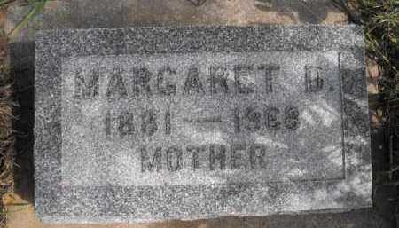 COUGHLIN, MARGARET DOROTHY - Beadle County, South Dakota | MARGARET DOROTHY COUGHLIN - South Dakota Gravestone Photos