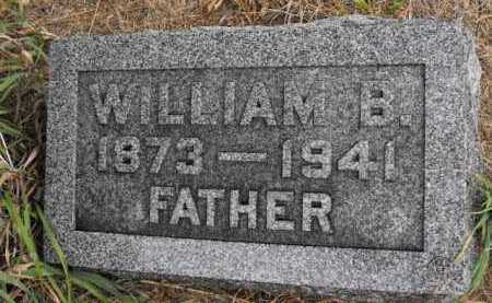 COUGHLIN, WILLIAM BERNARD - Beadle County, South Dakota | WILLIAM BERNARD COUGHLIN - South Dakota Gravestone Photos