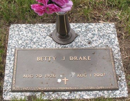 DRAKE, BETTY J. - Beadle County, South Dakota | BETTY J. DRAKE - South Dakota Gravestone Photos