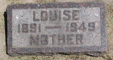 DUNNICK, LOUISE - Beadle County, South Dakota | LOUISE DUNNICK - South Dakota Gravestone Photos