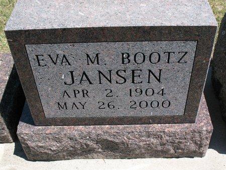 JANSEN, EVA M. - Beadle County, South Dakota | EVA M. JANSEN - South Dakota Gravestone Photos