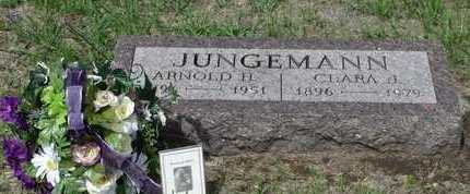 JUNGEMANN, CLARA - Beadle County, South Dakota | CLARA JUNGEMANN - South Dakota Gravestone Photos