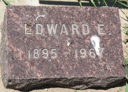 "LANGBEHN, EDWARD EARL ""EDDIE"" - Beadle County, South Dakota 