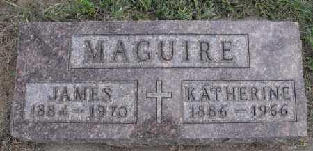 MAGUIRE, KATHERINE - Beadle County, South Dakota | KATHERINE MAGUIRE - South Dakota Gravestone Photos