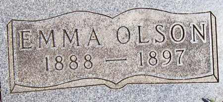OLSON, EMMA - Beadle County, South Dakota | EMMA OLSON - South Dakota Gravestone Photos