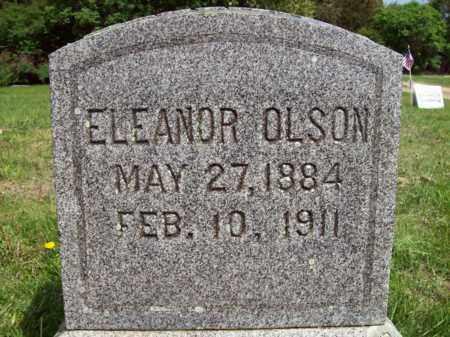 OLSON, ELEANOR - Beadle County, South Dakota | ELEANOR OLSON - South Dakota Gravestone Photos
