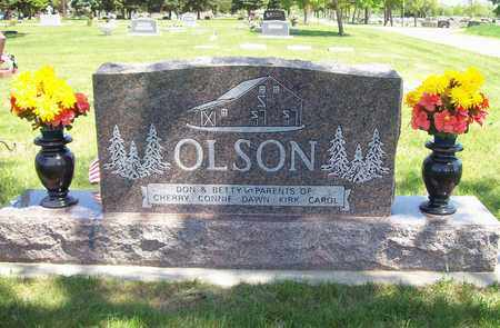 OLSON, FAMILY STONE - Beadle County, South Dakota | FAMILY STONE OLSON - South Dakota Gravestone Photos
