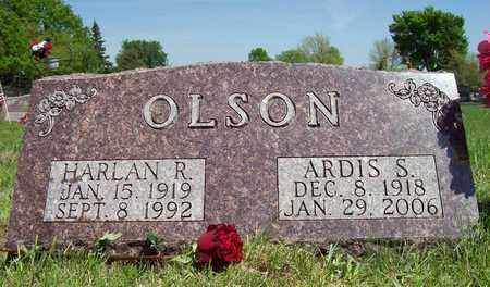 OLSON, HARLAN ROY - Beadle County, South Dakota | HARLAN ROY OLSON - South Dakota Gravestone Photos