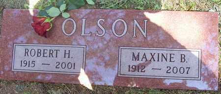 OLSON, ROBERT HARRY - Beadle County, South Dakota   ROBERT HARRY OLSON - South Dakota Gravestone Photos