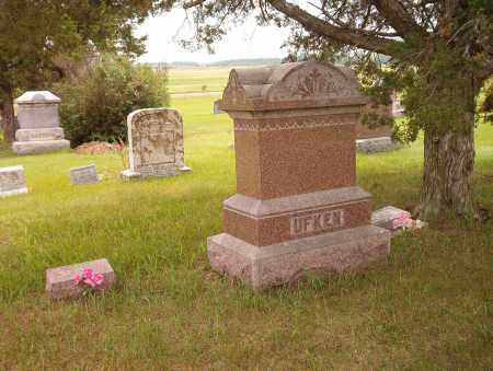 BRAUN UFKEN, JOHANNA - Beadle County, South Dakota | JOHANNA BRAUN UFKEN - South Dakota Gravestone Photos