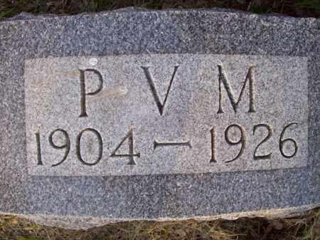 VAN MOORLEHEM, PAUL B. - Beadle County, South Dakota   PAUL B. VAN MOORLEHEM - South Dakota Gravestone Photos