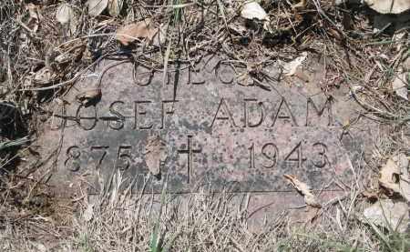 ADAM, JOSEF - Bon Homme County, South Dakota | JOSEF ADAM - South Dakota Gravestone Photos