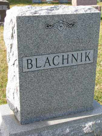 BLACHNIK, FAMILY STONE - Bon Homme County, South Dakota | FAMILY STONE BLACHNIK - South Dakota Gravestone Photos