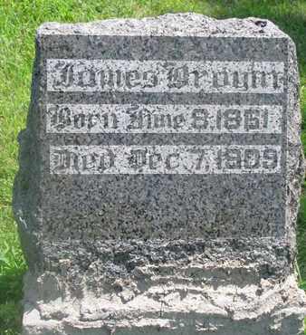 BROWN, JAMES - Bon Homme County, South Dakota   JAMES BROWN - South Dakota Gravestone Photos