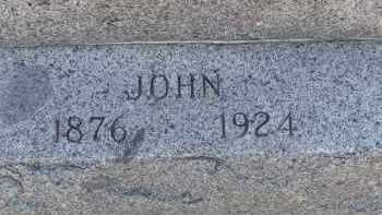 CABA, JOHN (CLOSEUP) - Bon Homme County, South Dakota | JOHN (CLOSEUP) CABA - South Dakota Gravestone Photos
