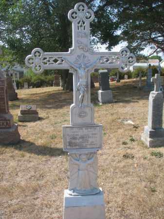 CANSKY, JOSEF - Bon Homme County, South Dakota   JOSEF CANSKY - South Dakota Gravestone Photos