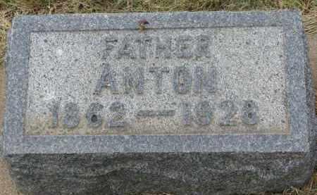 CARDA, ANTON - Bon Homme County, South Dakota | ANTON CARDA - South Dakota Gravestone Photos