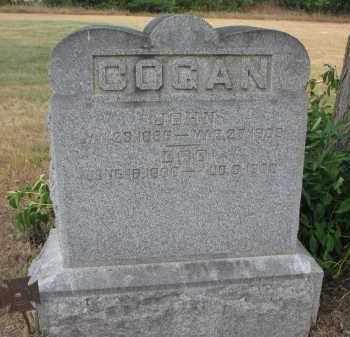 COGAN, JOHN - Bon Homme County, South Dakota | JOHN COGAN - South Dakota Gravestone Photos