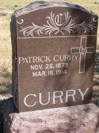CURRY, PATRICK - Bon Homme County, South Dakota   PATRICK CURRY - South Dakota Gravestone Photos