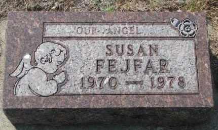 FEJFAR, SUSAN - Bon Homme County, South Dakota | SUSAN FEJFAR - South Dakota Gravestone Photos
