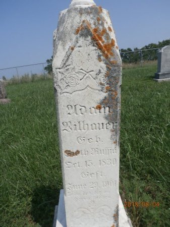 VILLHAUER, ADAM - Bon Homme County, South Dakota | ADAM VILLHAUER - South Dakota Gravestone Photos