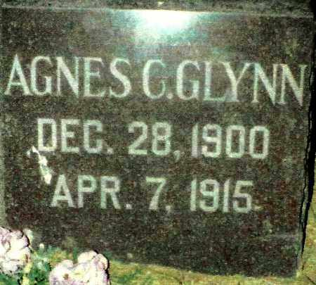 GLYNN, AGNES - Bon Homme County, South Dakota | AGNES GLYNN - South Dakota Gravestone Photos