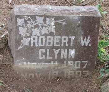GLYNN, ROBERT W. - Bon Homme County, South Dakota | ROBERT W. GLYNN - South Dakota Gravestone Photos