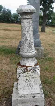 GRIFFIN, ANNA M. - Bon Homme County, South Dakota | ANNA M. GRIFFIN - South Dakota Gravestone Photos