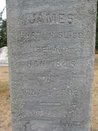 HALEY, JAMES (CLOSEUP) - Bon Homme County, South Dakota | JAMES (CLOSEUP) HALEY - South Dakota Gravestone Photos