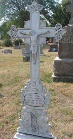 HLOUSEK, JOSEPH - Bon Homme County, South Dakota   JOSEPH HLOUSEK - South Dakota Gravestone Photos