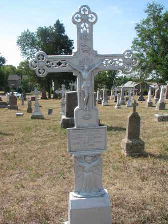 HORACEK, MATEJ - Bon Homme County, South Dakota | MATEJ HORACEK - South Dakota Gravestone Photos