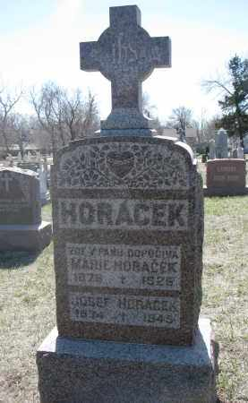 HORACEK, JOSEF - Bon Homme County, South Dakota   JOSEF HORACEK - South Dakota Gravestone Photos