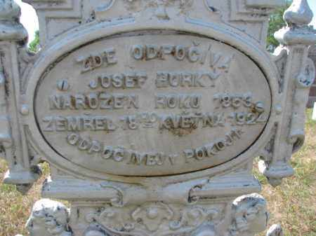 HORKY, JOSEF (CLOSEUP) - Bon Homme County, South Dakota | JOSEF (CLOSEUP) HORKY - South Dakota Gravestone Photos