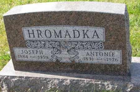 HROMADKA, JOSEPH - Bon Homme County, South Dakota | JOSEPH HROMADKA - South Dakota Gravestone Photos